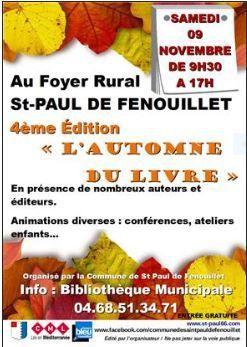 Ce sera le 9 à Saint-Paul- de-Fenouillet (66220)