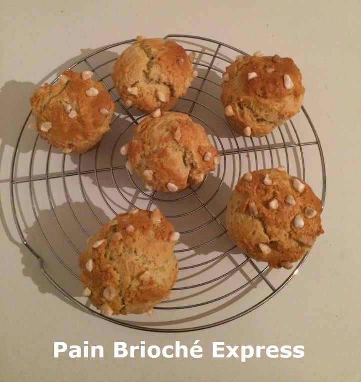 Pain Brioché Express