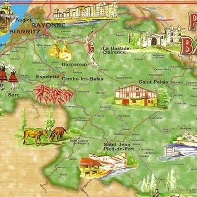 Si vous souhaitez vous dépayser, choisissez le Pays Basque !