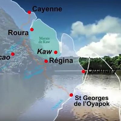 La Guyane entre nature et tradition