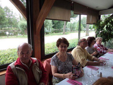 Sortie dimanche 26 juin 2016  Clôture des journées autour des étangs