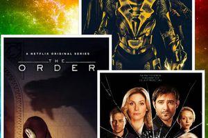 Séries en rafales ! Black Lightning, the Order, Crossing lines etc. (Dernière partie)
