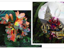 Des fleurs pour Notre Dame