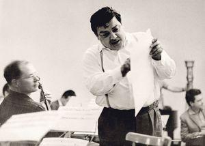 42 años sin el director y compositor italiano, Bruno Maderna