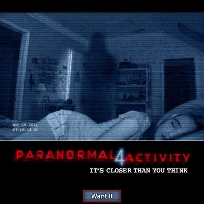 Paranormal Activity 4 - Bande Annonce 2 VO