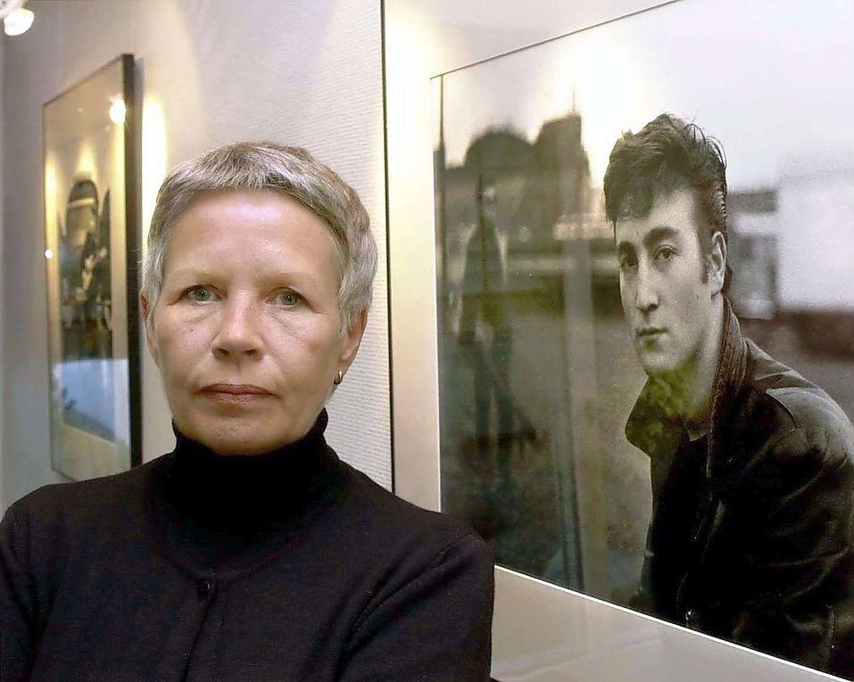 Astrid Kirchherr et les visages qui ne savaient pas