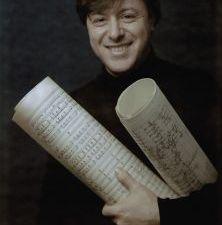 tito ceccherini, un grand chef d'orchestre et un interprète passionné de musique contemporaine