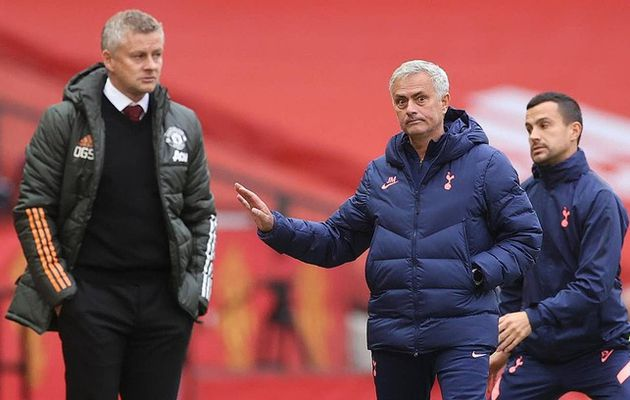 Mourinho cảm thấy tự hào với các học trò của mình