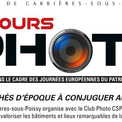Concours photos à Carrières-sous-Poissy
