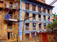 DHULIKHEL-PANAUTI-NAMOBOUDDHA (Vallée de Kathmandou- Népal)