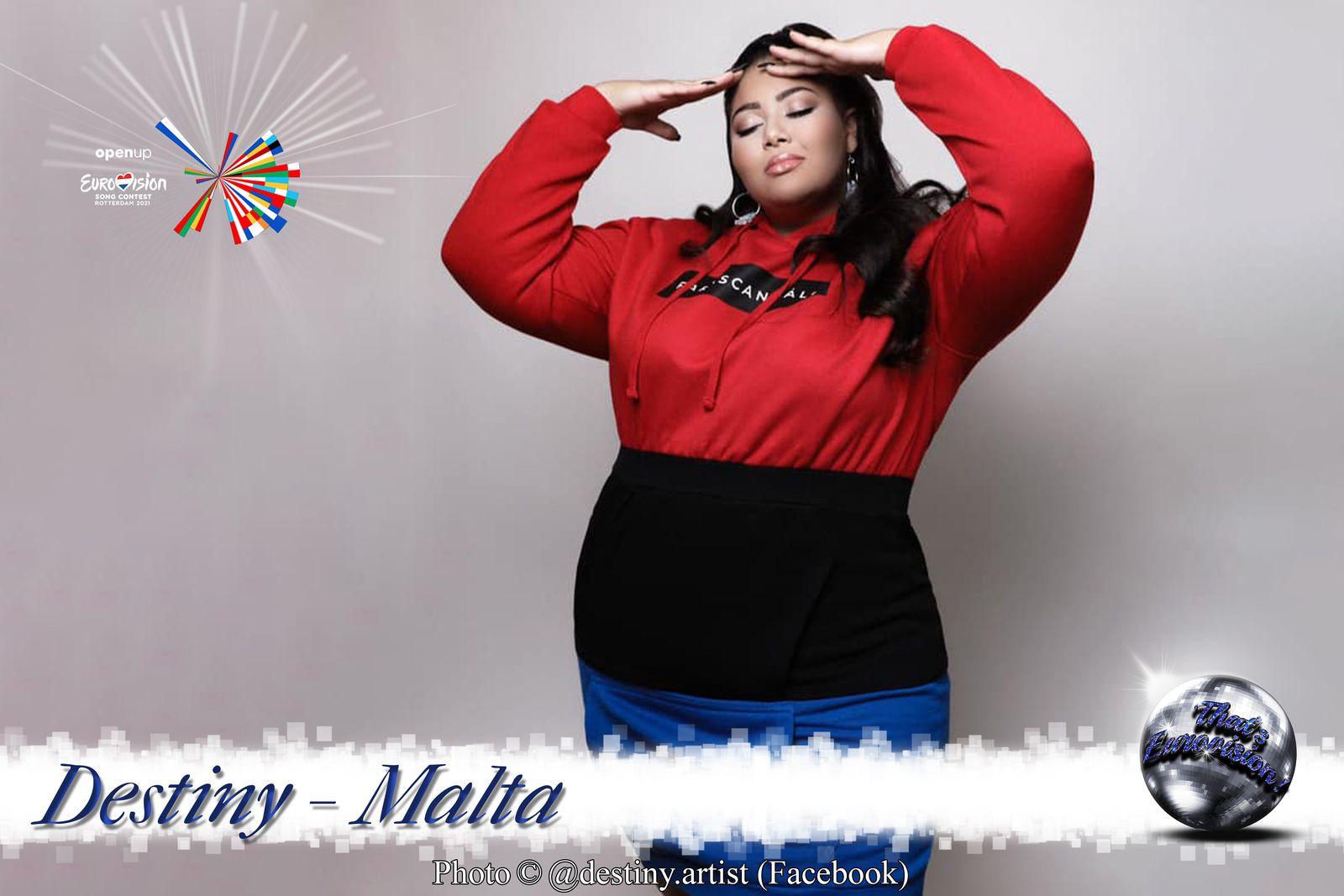 Malta 2021 - Destiny (Je Me Casse )