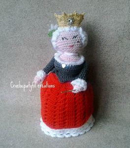 Sérial crocheteuses n°250:une couronne