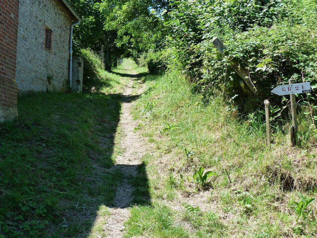 13ème jour : Saint-Valéry-en-Caux - Fécamp