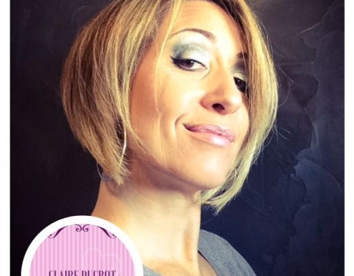 Look du jour by Claire Ducrot make-up