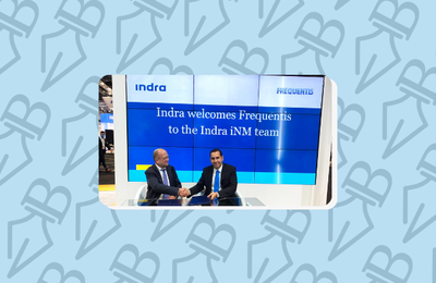 FREQUENTIS signs agreement with Indra to digitalise the EUROCONTROL Integrated Network Management (iNM) system