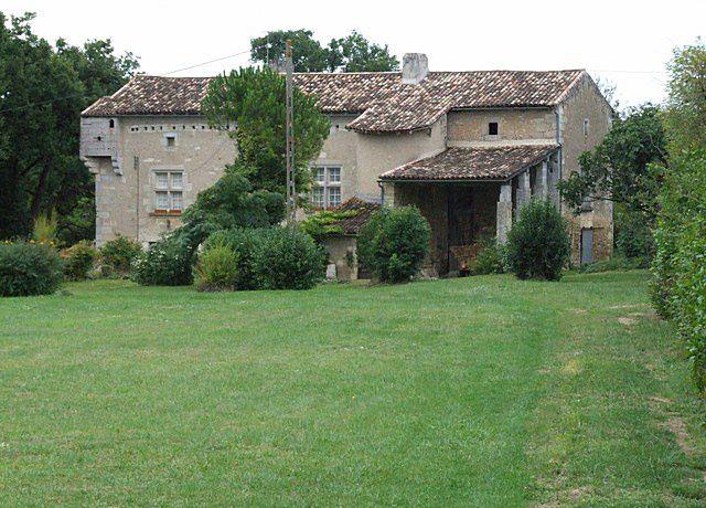 Diaporama maison forte à Blesignac