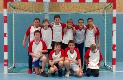 Résultats du championnat du Vaucluse de handball