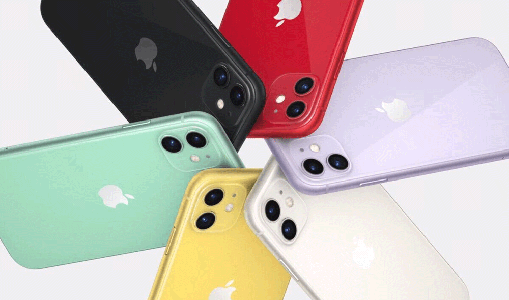 Apple iPhone 11 bonnes affaires en reconditionne