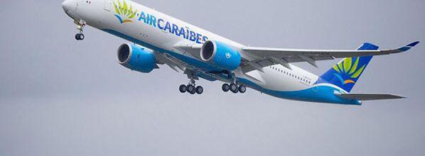 Air Caraïbes dévoile une 6ème fréquence vers la Guyane