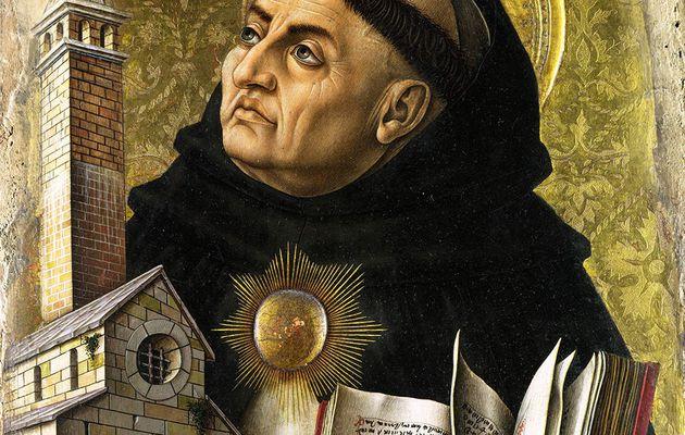 19 Gennaio : inizio novena a San Tommaso d'Aquino