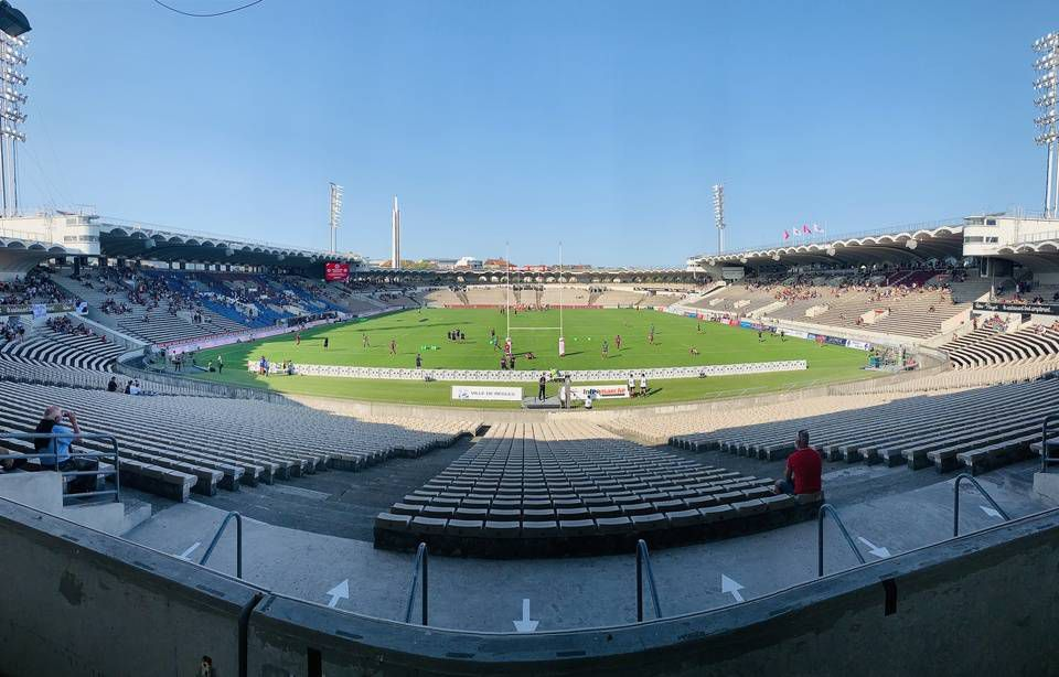 Rénovation du stade Chaban-Delmas