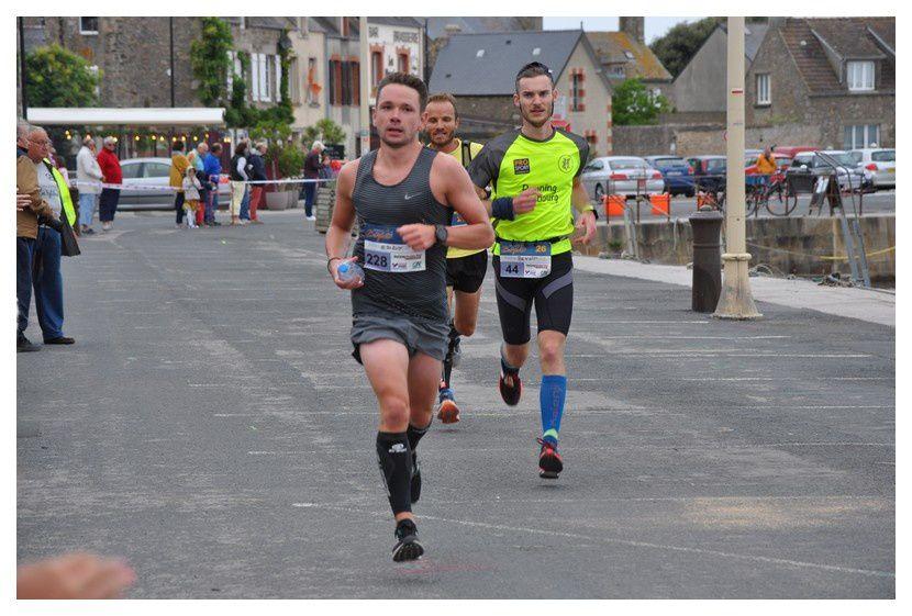 Barfleur :  2ème marathon de la pointe de Barfleur (2/3)