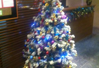 Christmas Tree at Sands ...