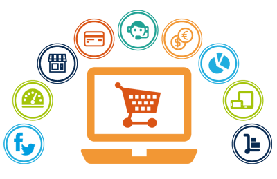 Why is it important to select the best solution for e commerce design?