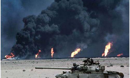 Golfe, la Guerre des Trente Ans