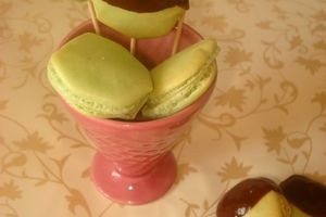 Macarons After-Eight