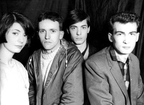 the wake, un groupe post-punk, indie-écossais originaire de glasgow et signé sur factory records