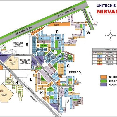 Residential plot for sale in Nirvana Country Gurgaon:9873498205