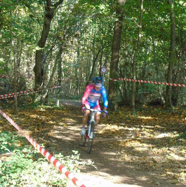 Cyclo-cross FSGT de Saint Priest
