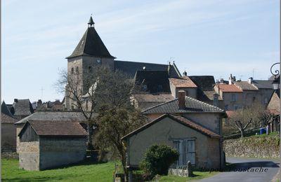 Marcolès dans le Cantal