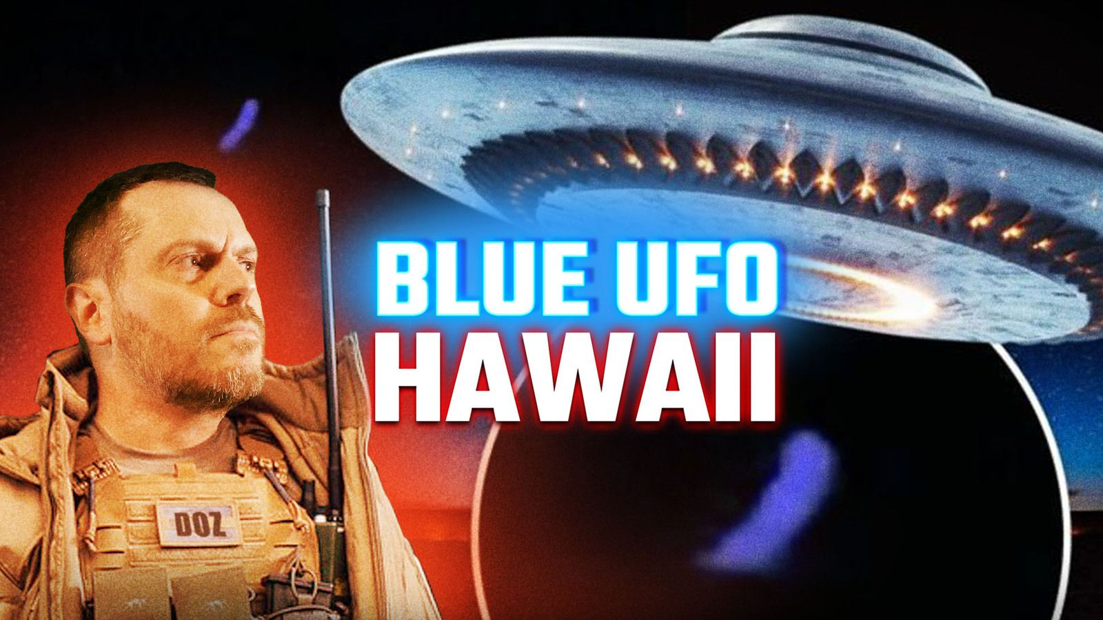👽 Multiple People Reported Seeing A Mysterious Blue UFO In Hawaii