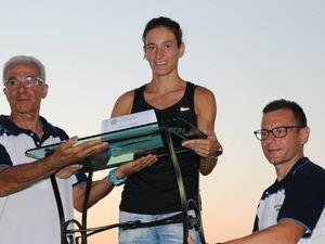 La cerimonia delle premiazioni (foto di Adriana Ponari)