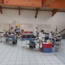 Saint André les Alpes: Les donneurs de sang approchent de l'objectif