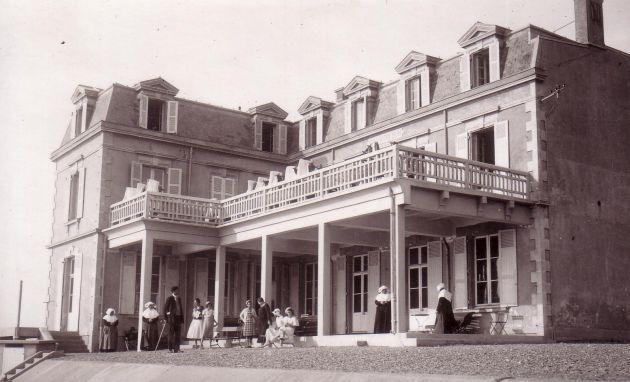Saint-Gilles Croix de Vie - La Villa Notre Dame, sanatorium dès 1910
