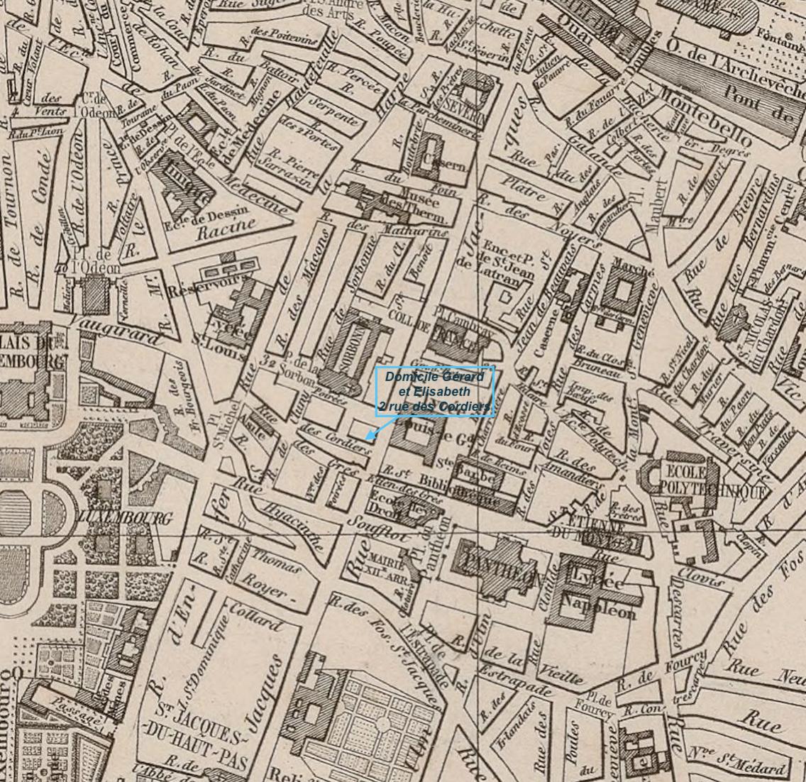 4. Porteur d'eau à Paris, 1858, la vie d'un ancien berger du Cantal. A la recherche du réel...