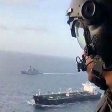 L'aide pétrolière de l'Iran au Venezuela est passé au défi des menaces des États-Unis