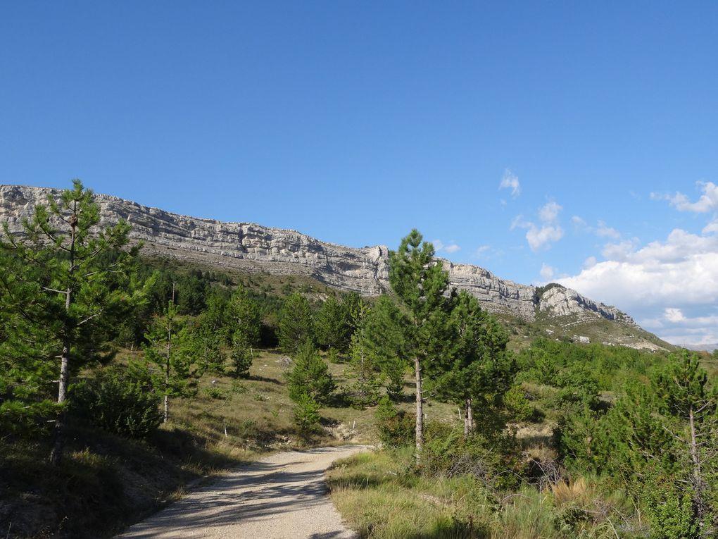 Les Chemins du Soleil Sisteron Digne les Bains via St Geniez en BUL (11-13 septembre2018) (04)