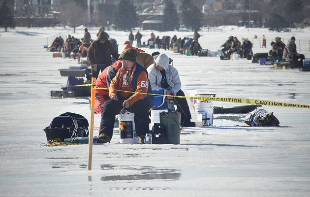 Choosing The Best Boots For Ice Fishing