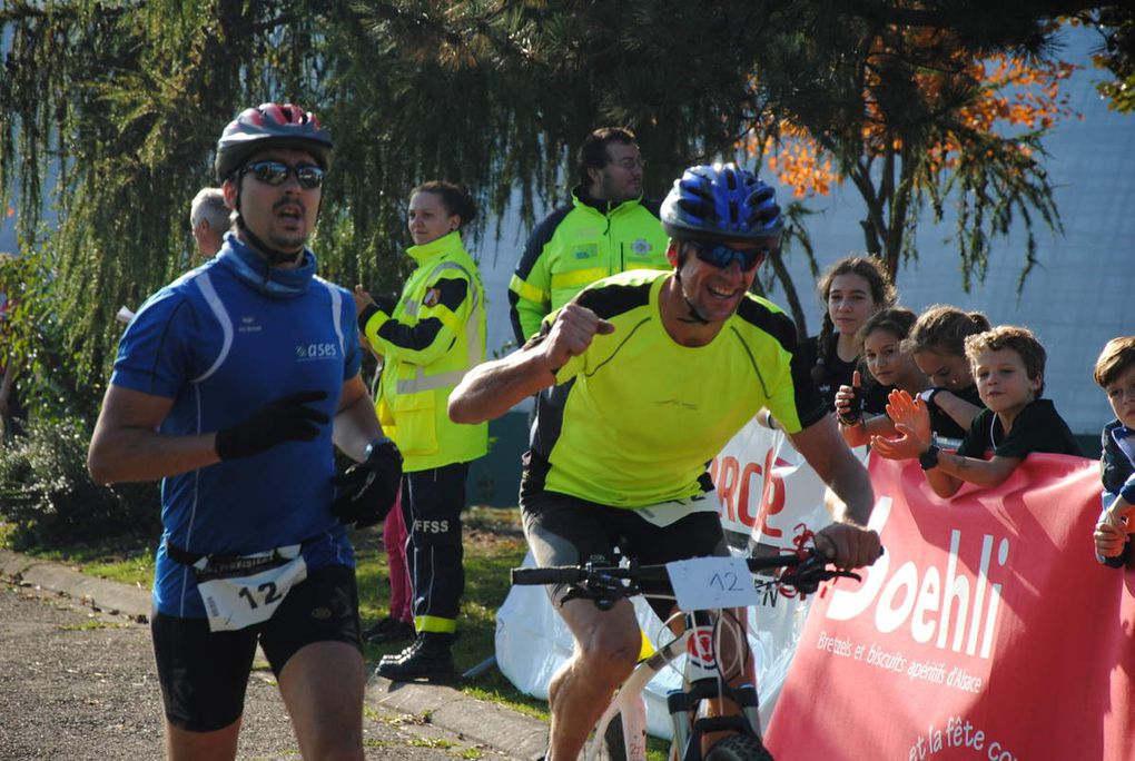Résultats Bike and Run 2017.