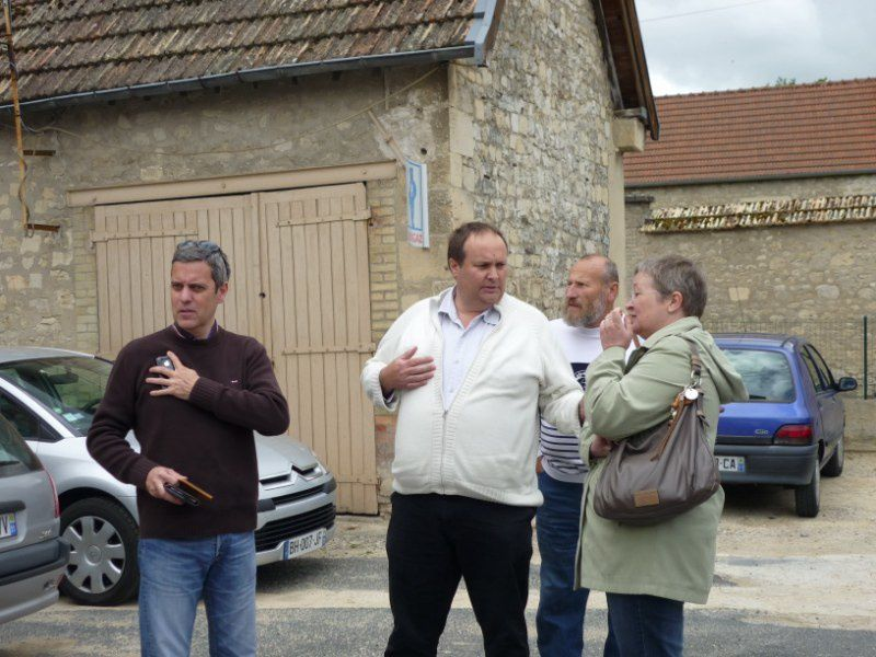 Album - Week-end-Champenois-Juin-2011