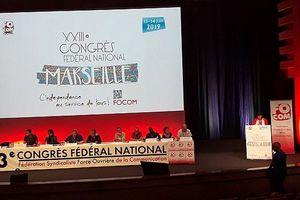 Face à la régression sociale, FO Com appelle à la résistance