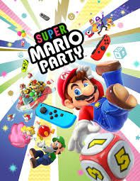 #E32018 : Présentation Super Mario Party