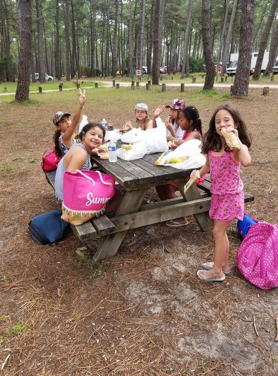 Camp Arcachon 2021 : Vendredi 16 juillet