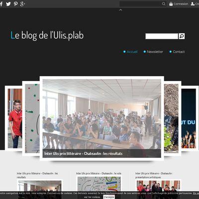 Le blog de l'Ulis.plab