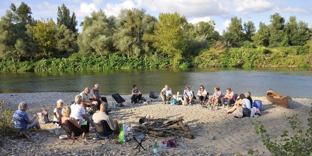 dimache 2 aout : Vichy-Varennes   14 km