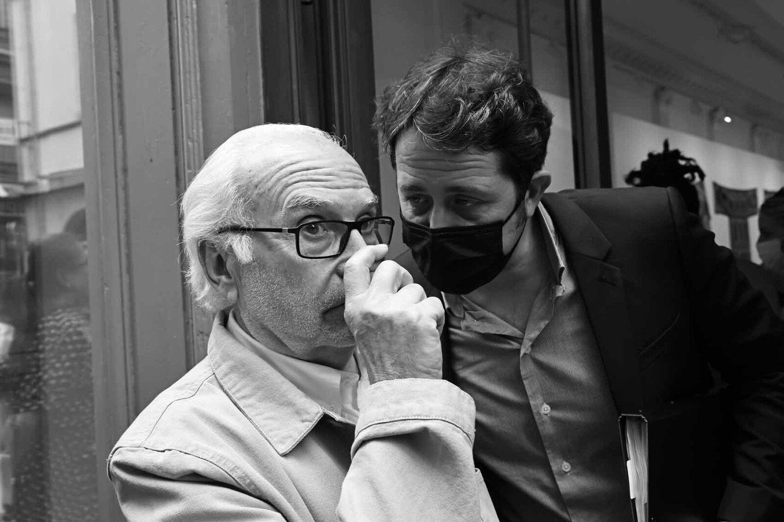 Bernard Collet, Loïc Bénétière
